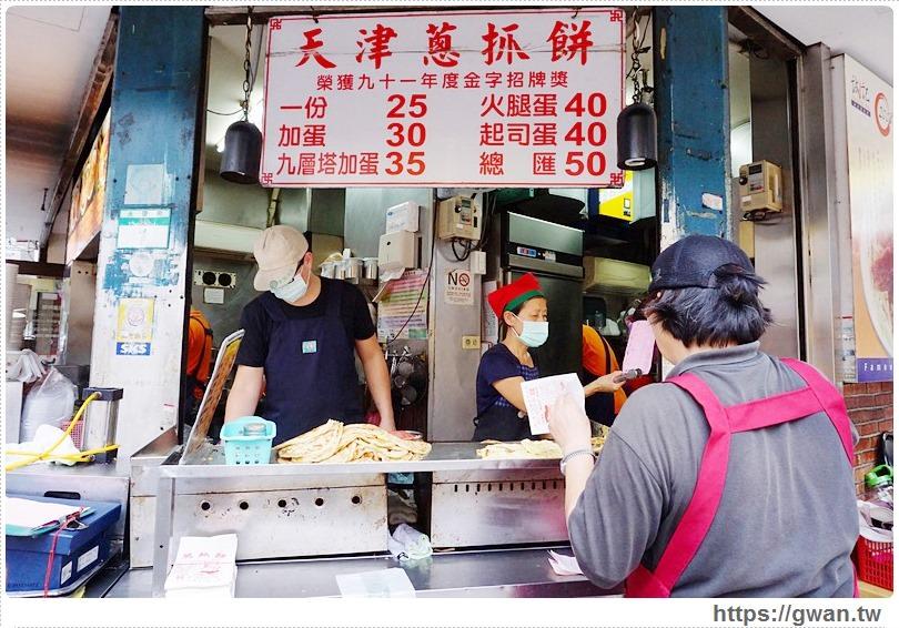 [捷運美食 東門站] 永康街 天津蔥抓餅 - 誠記越南麵食館前 | 永遠都在排隊的超人氣蔥抓餅 - 吃關關