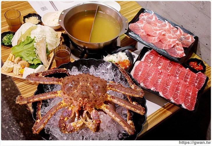 20190926190453 40 - 熱血採訪|一年一次帝王蟹價格大崩盤!台中最便宜的帝王蟹套餐就在菁選涮涮鍋