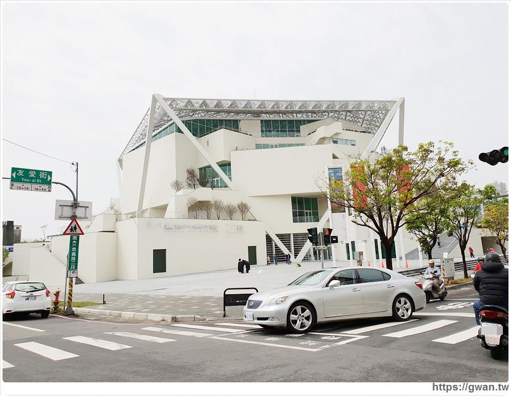 2020臺南跨年交通管制資訊 南美館倒數『府城搬戲』活動。交通管制與周邊停車建議 - 吃關關