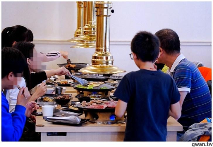 20201215213416 36 - 熱血採訪|台中韓式烤肉吃到飽!烤肉、熱湯、小菜任你吃最低只要369元,周年慶期間還免收服務費~