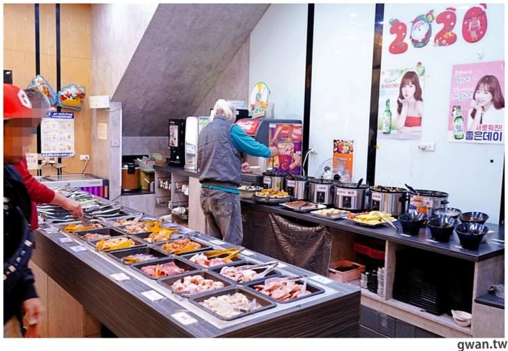 20201215213417 8 - 熱血採訪|台中韓式烤肉吃到飽!烤肉、熱湯、小菜任你吃最低只要369元,周年慶期間還免收服務費~