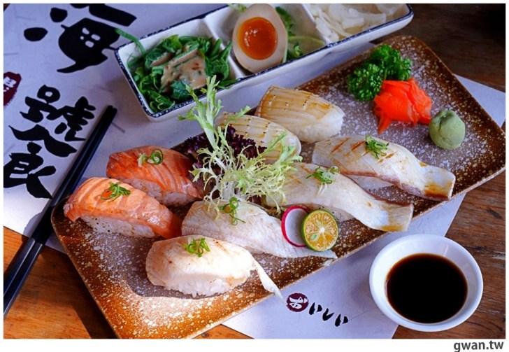 20201221233833 87 - 熱血採訪|開在大馬路邊卻總是錯過的日式料理,還有台中少見的焗烤壽司!