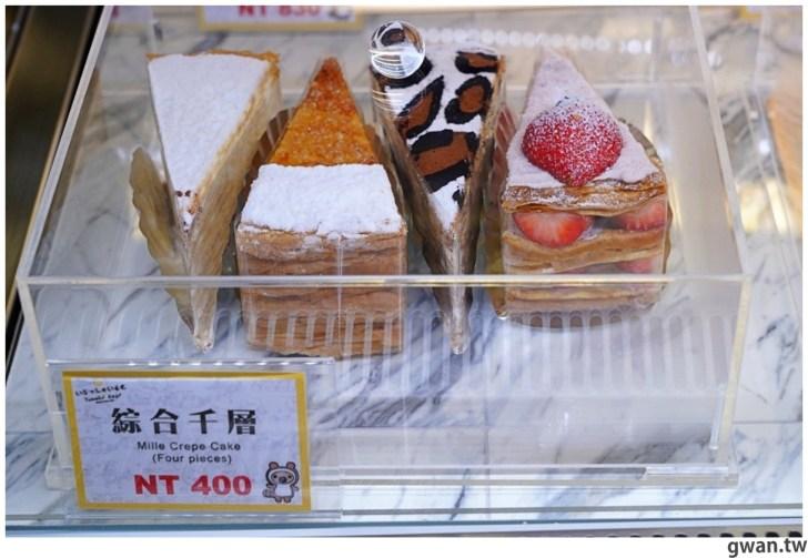 20210103154512 59 - 熱血採訪|台南人氣狸小路千層來逢甲開店啦!平價千層蛋糕又一間,每月還有限定超值組