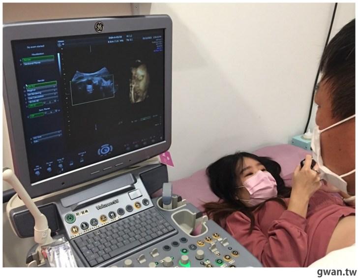 20210114154759 81 - 台中哪裡有照4D超音波?正馨婦產科4D超音波,費用跟檢查過程!