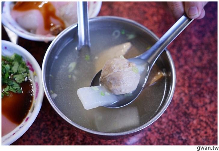20210214000002 46 - 每天營業不到4小時,在地人從小吃到大的肉圓,綜合湯只要20元!