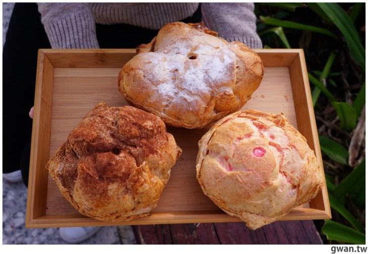 20210501194539 88 - 巷子裡的低調麵包店,隱藏版巨無霸泡芙你吃過嗎?