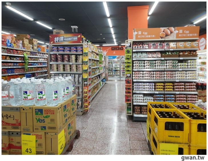 20210715125029 58 - 台中這5間頂好改成家樂福超市啦,開幕首7日有限定優惠!