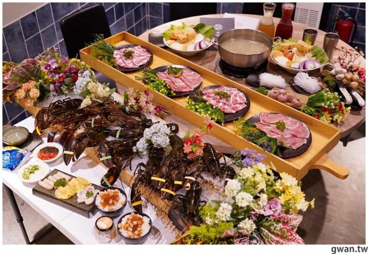 20211001234110 31 - 熱血採訪|人少也能吃!滿滿龍蝦吃到爽,新鮮蝦肉一拉整塊就起來