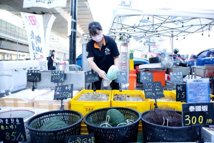 777ddab1760fbd4bd9a7310dee4e97e1 - 熱血採訪 台中最大海鮮超市!泰國蝦超便宜,烤肉串燒通通買的到!