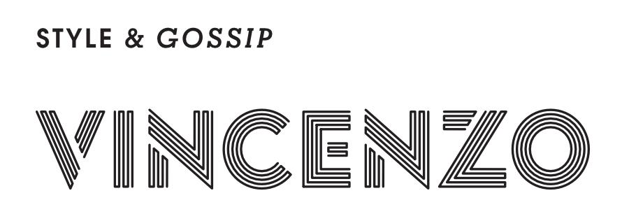 Logo Vincenzo - Style & Gossip