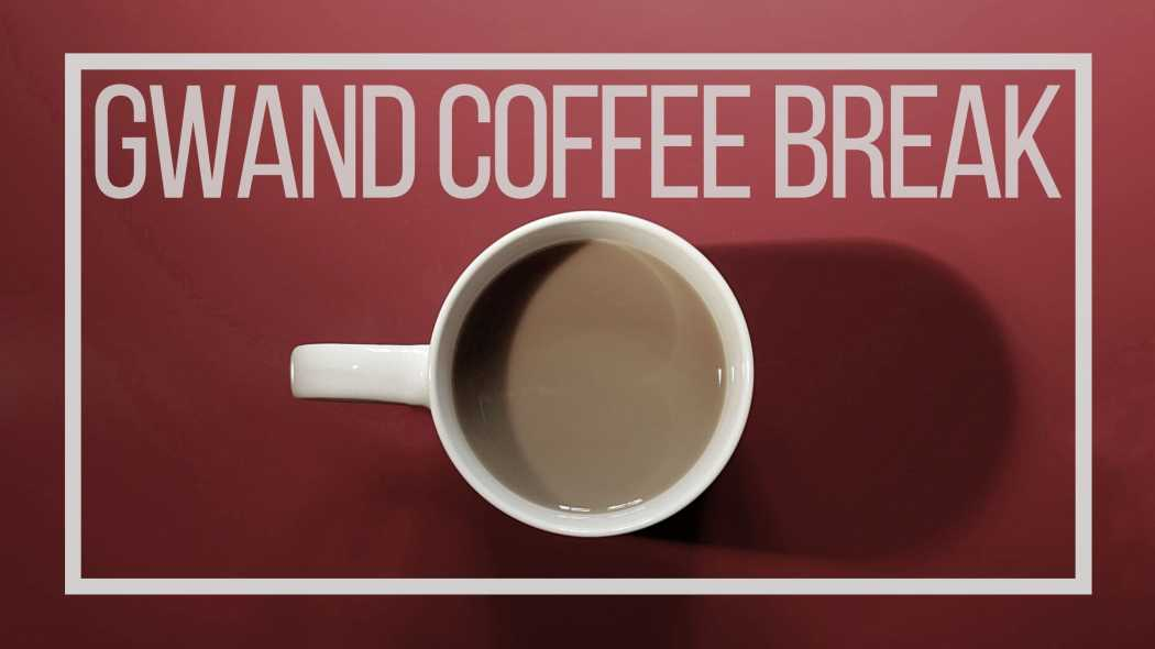GWAND Coffee Break interview series W