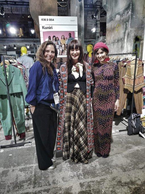 Suzanna Vock Flunder Gwand Festival Paris Neonyt Berlin