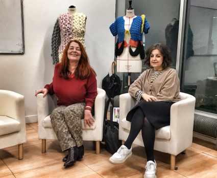 Catherin Dauriac Fashion Revolution France IFA Paris Sandy Bontout