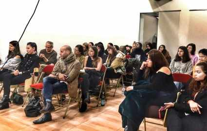 Gwand Festival campus talk IFA Paris Dauriac