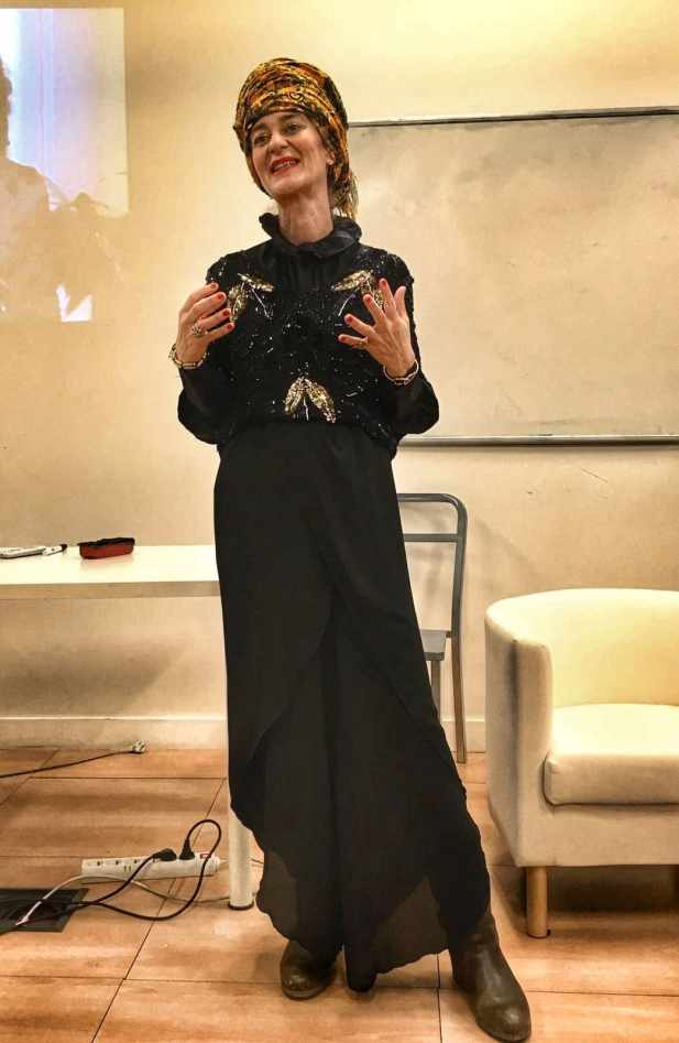 Suzanna Vock Gwand Festival Paris Keynotespeaker