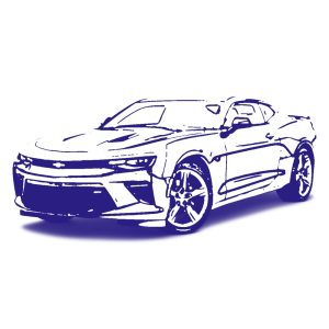 2016 - 2019 Camaro 6th GEN
