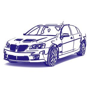2008-2009 GT / GXP