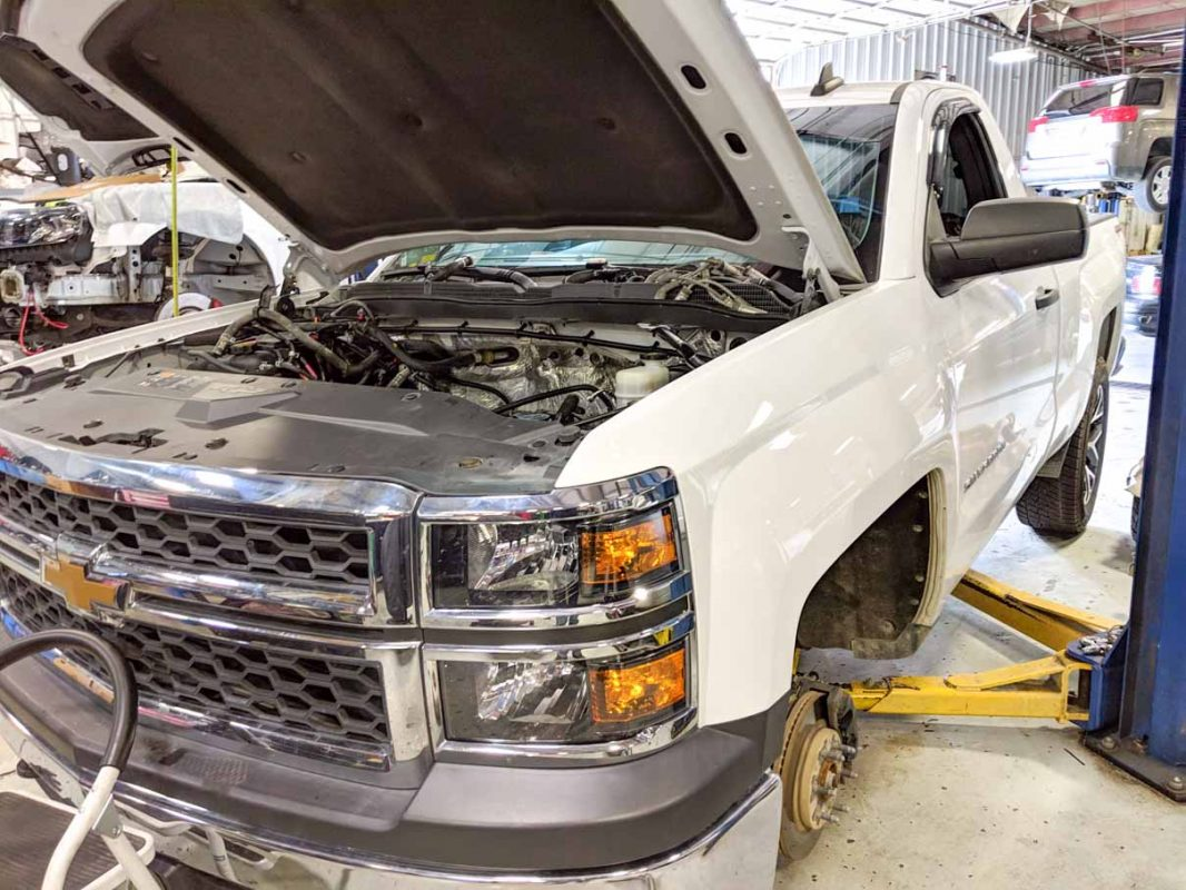 hight resolution of on the baseline pull our test truck began with 308 rwhp and 338 rwtq