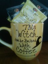 witch can be brided with coffee