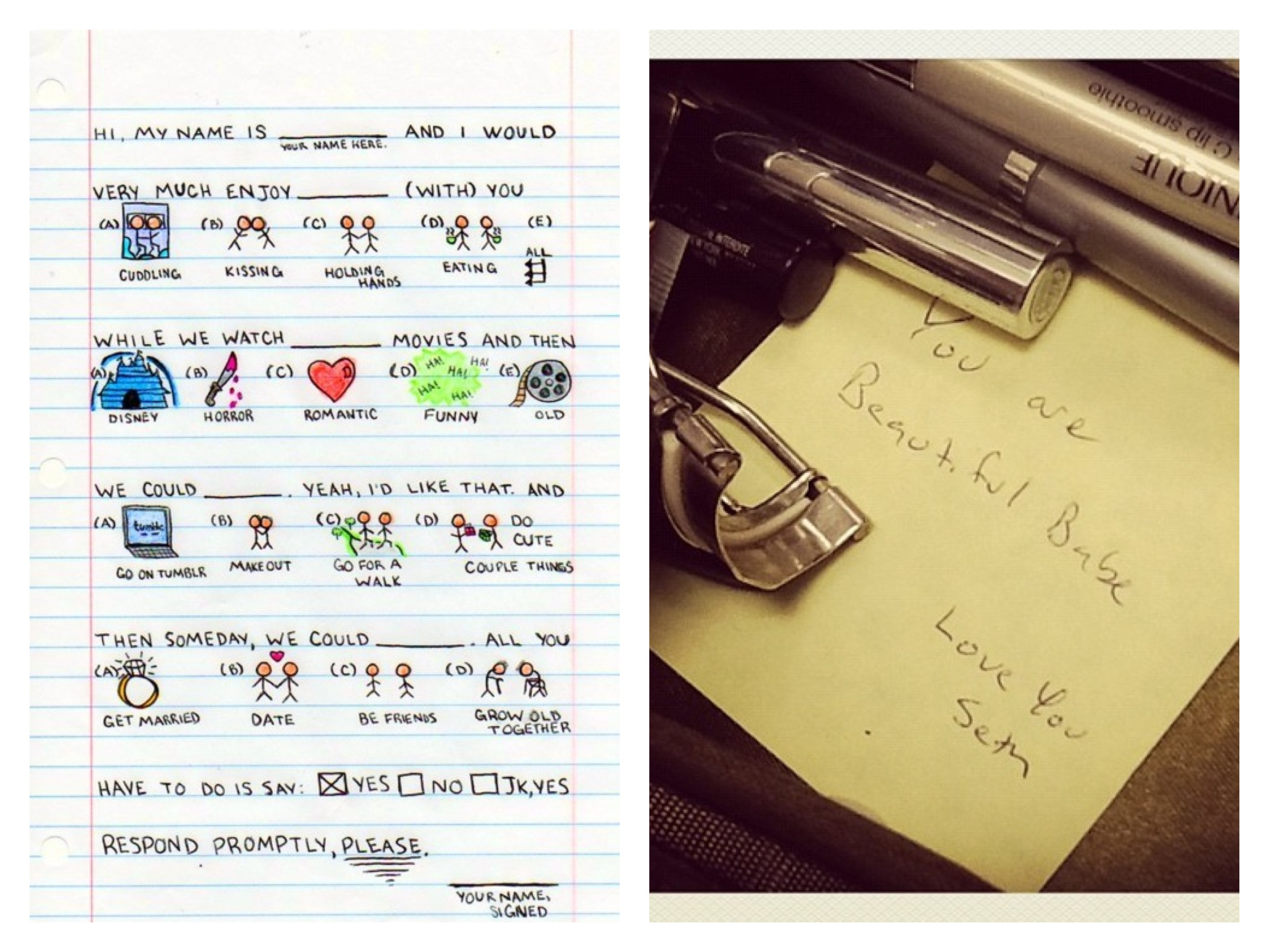 Creative Ways Of Writing Love Letters