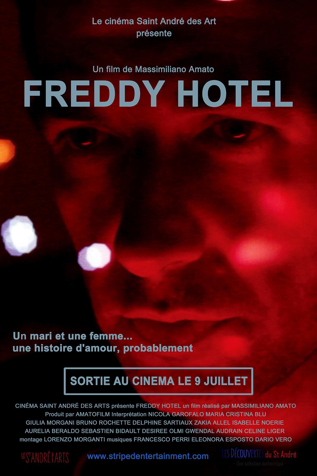 Freddy Hotel - Long Métrage