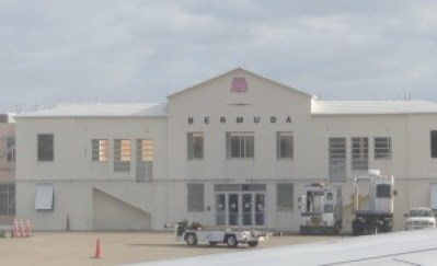 pic of Bermuda airport