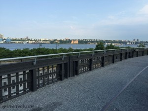 Hudson River and Highline Trail