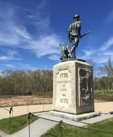 Minute Man statue