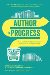 Author in Progress cover