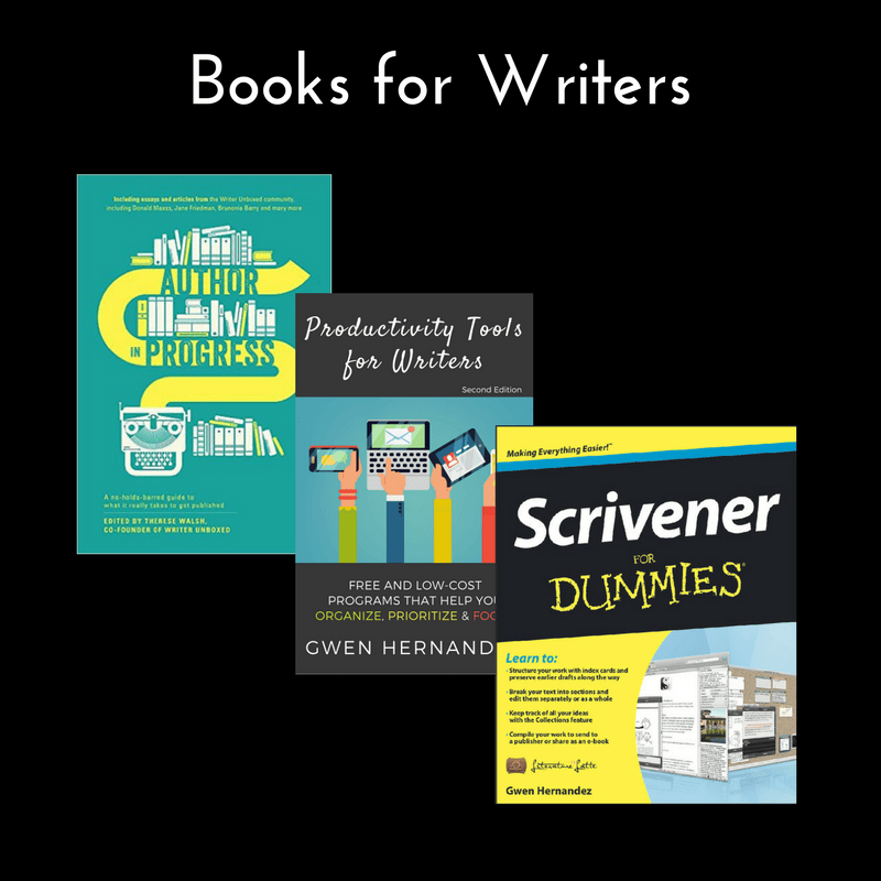 Resources for Writers and Scrivener Users