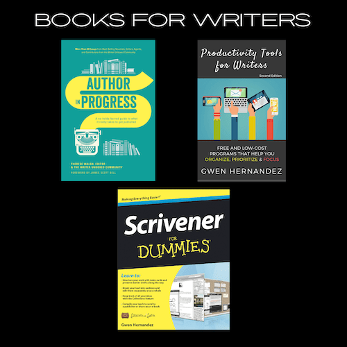 Books for Writers image