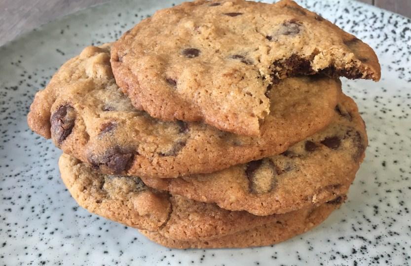Chocolate chip cookies Gwenn's Bakery Amsterdam