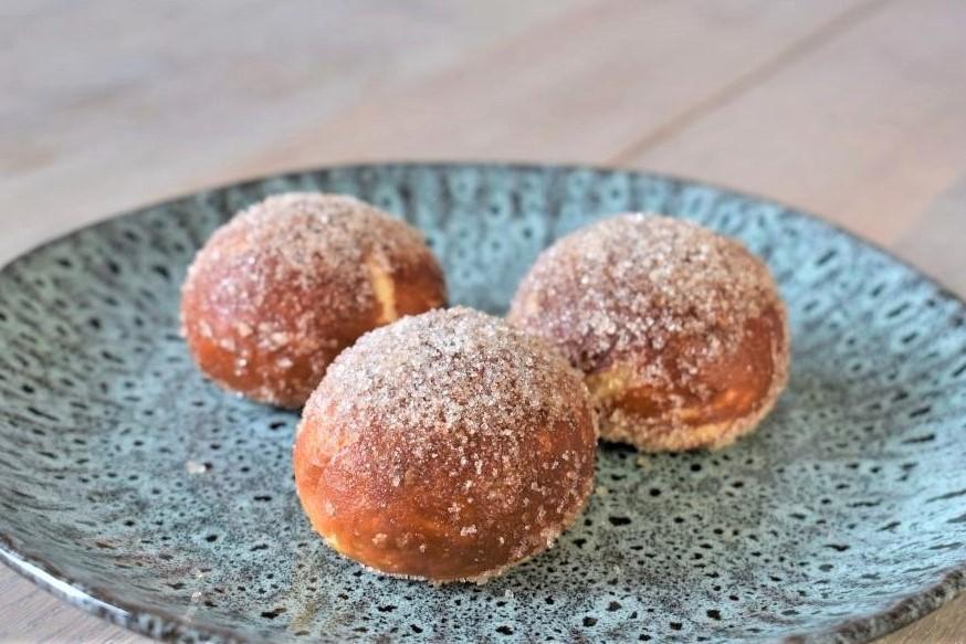 Cinnamon Pretzels - Gwenn's Bakery