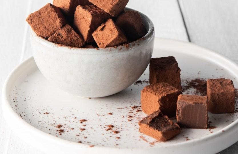 Chocoladetruffels - Gwenn's Bakery