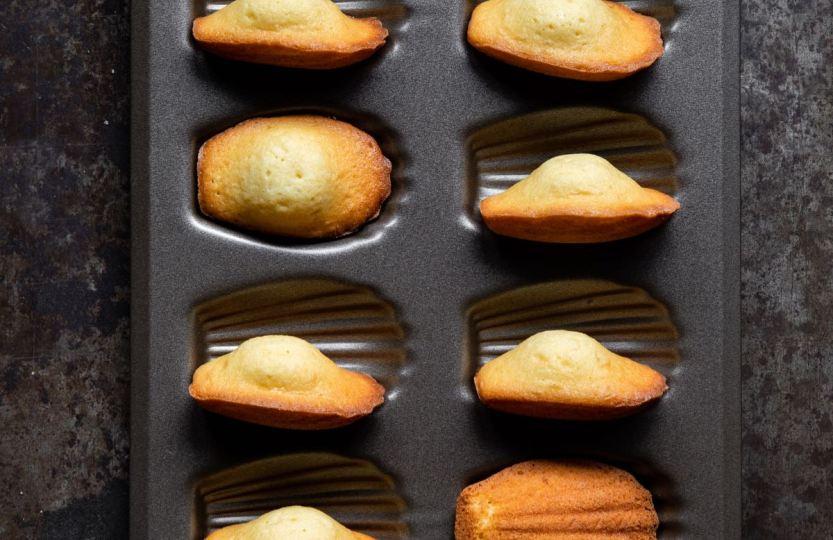 Madeleines - Gwenn's Bakery