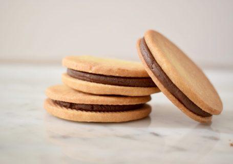 Chocolade Zanddeeg Koekjes - Gwenn's Bakery