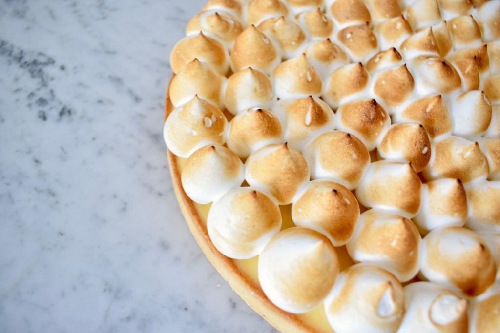 Tarte au Citron Meringuée / Citroen Meringuetaart - Gwenn's Bakery