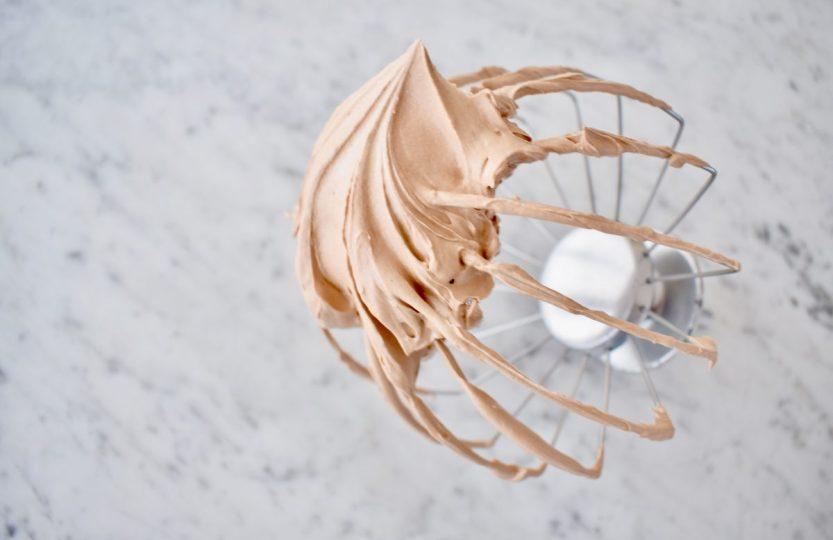 Italiaanse Meringue Botercrème - Gwenn's Bakery