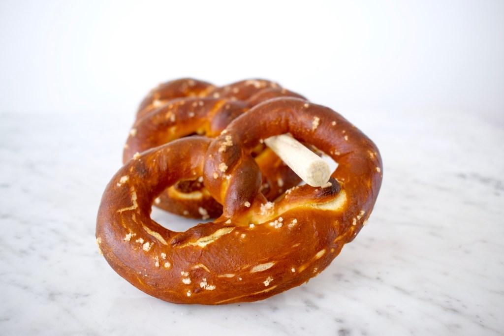 Pretzels - Gwenn's Bakery