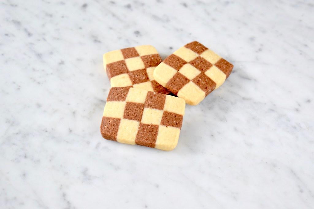 Dambord Koekjes - Gwenn's Bakery