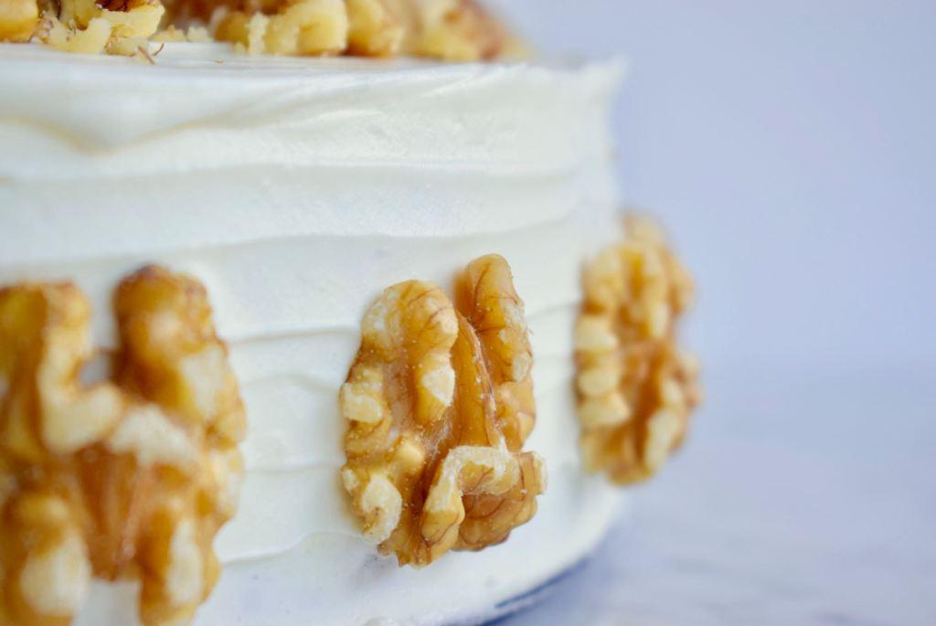 Carrot Cake - Gwenn's Bakery