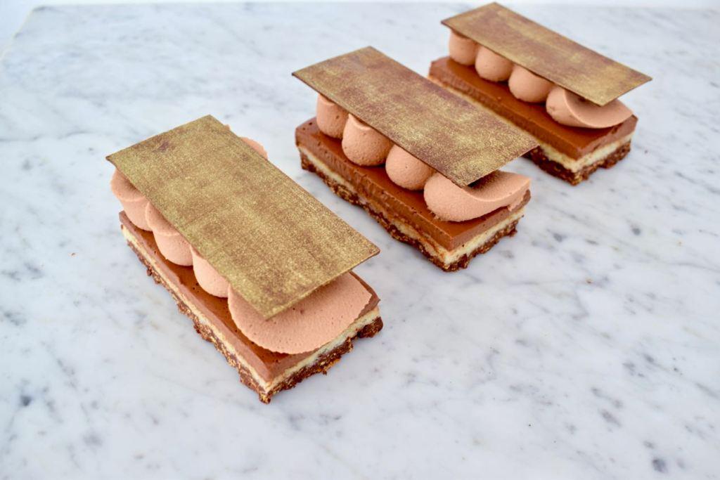 Empileur Chocolade en Hazelnoot - Gwenn's Bakery