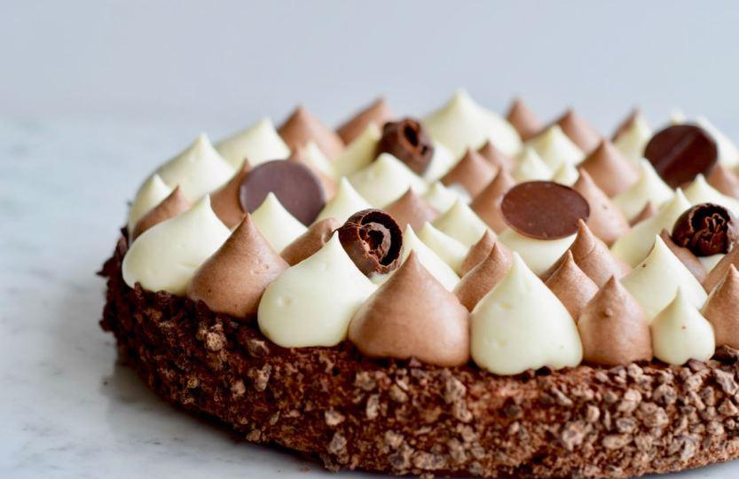 Truffeltaart - Gwenn's Bakery
