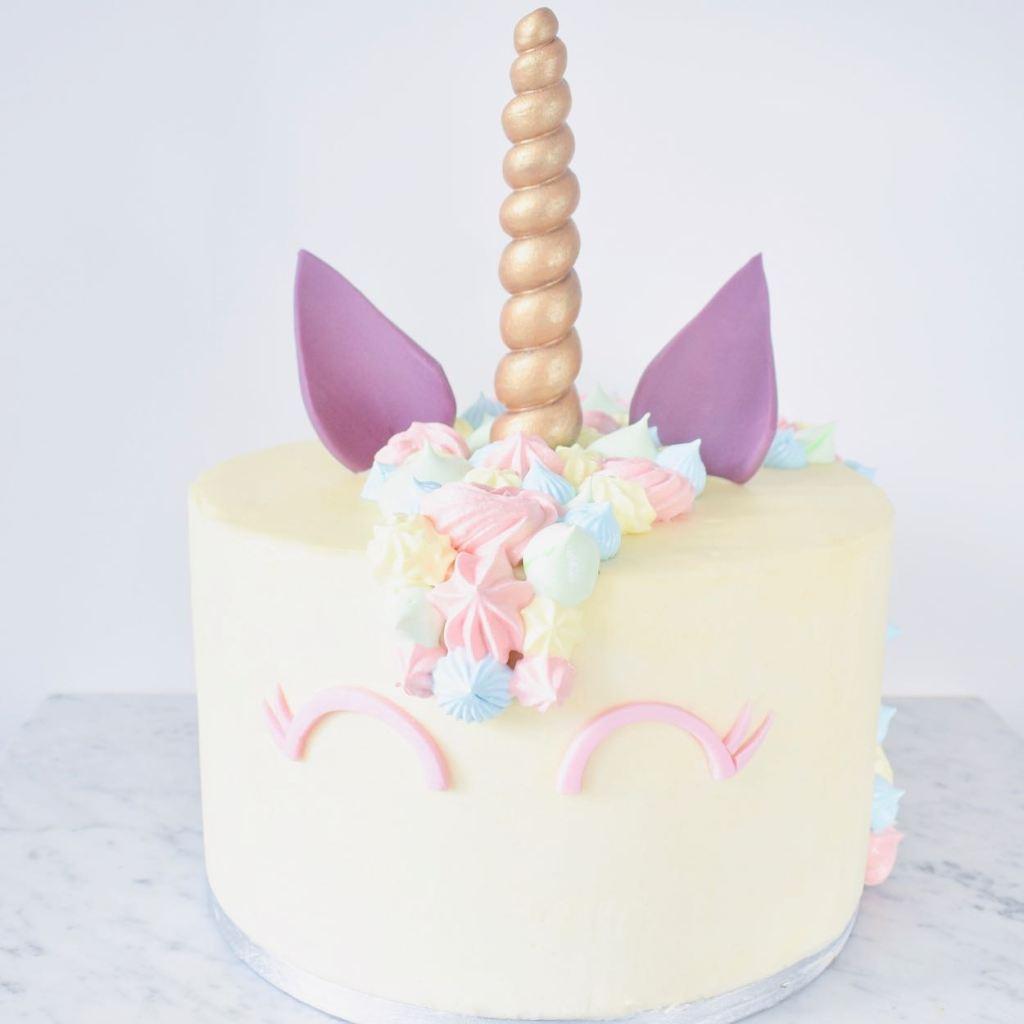 Unicorn Cake - Gwenn's Bakery