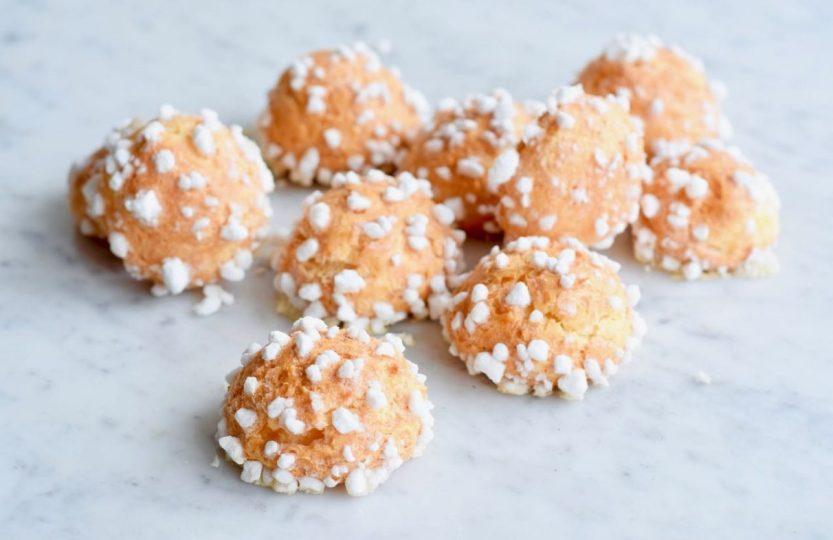 Chouquettes - Gwenn's Bakery