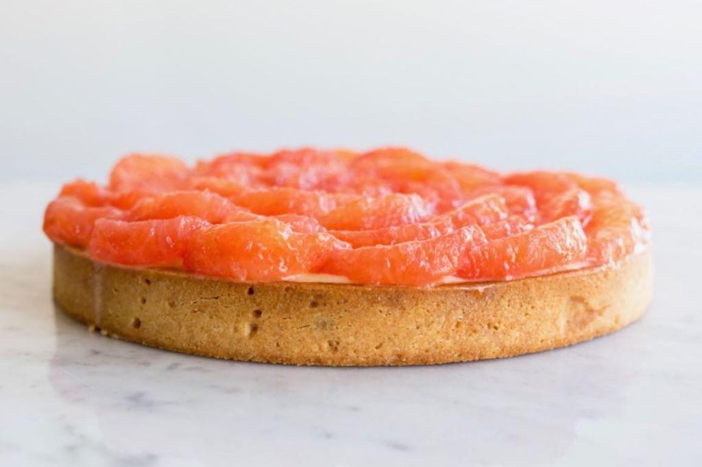 Grapefruit Taart - Gwenn's Bakery