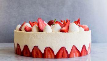 Fraisier - Gwenn's Bakery