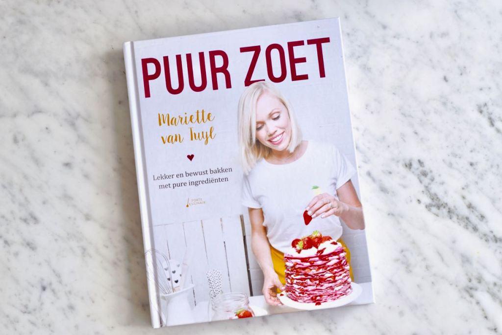 Review Puur Zoet (Mariette van Tuyl) - Gwenn's Bakery