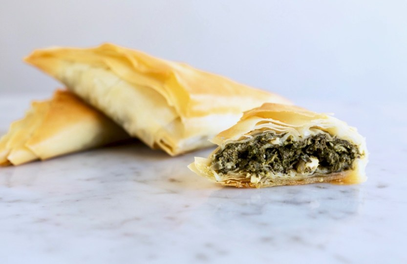Spanakopita - Gwenn's Bakery