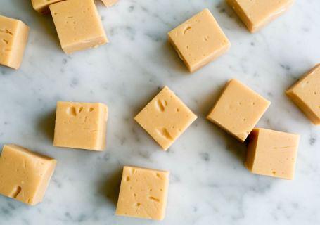 Karamel fudge - Gwenn's Bakery
